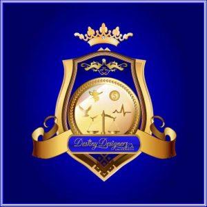 DDU_Crest_Blue Background